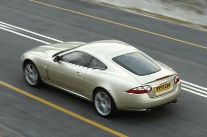 2009 Jaguar XK coupé 10