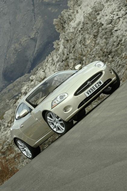 2009 Jaguar XK coupé 11
