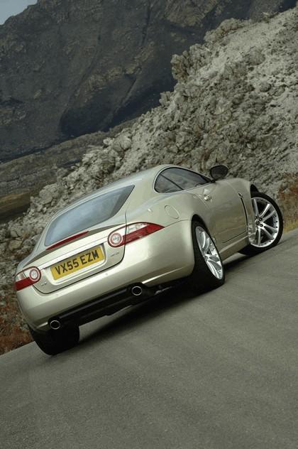 2009 Jaguar XK coupé 13