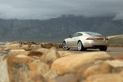 2009 Jaguar XK coupé 16