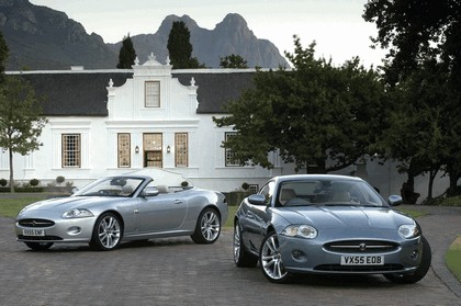 2009 Jaguar XK coupé 24