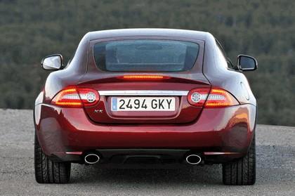 2009 Jaguar XK coupé 37