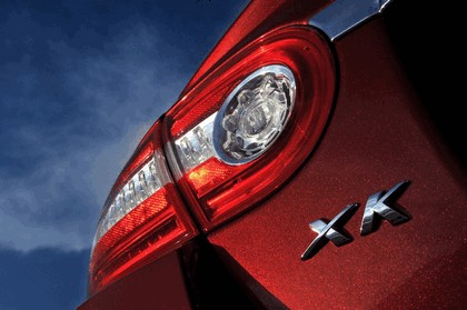 2009 Jaguar XK coupé 39