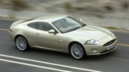 2009 Jaguar XK coupé 9
