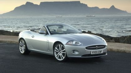 2009 Jaguar XK convertible 5