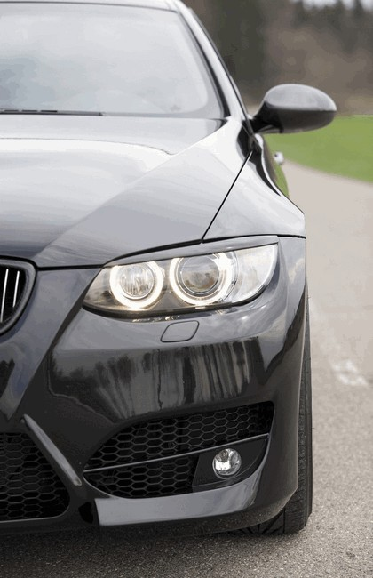 2009 BMW 3er coupé ( E92 ) styling package by Lumma Design 6