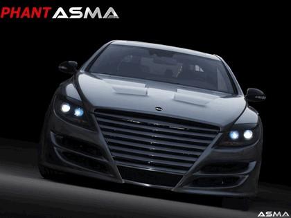2009 ASMA Design Phantasma CL Chrome ( based on Mercedes-Benz CL65 AMG ) 1