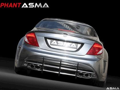 2009 ASMA Design Phantasma CL Chrome ( based on Mercedes-Benz CL65 AMG ) 2