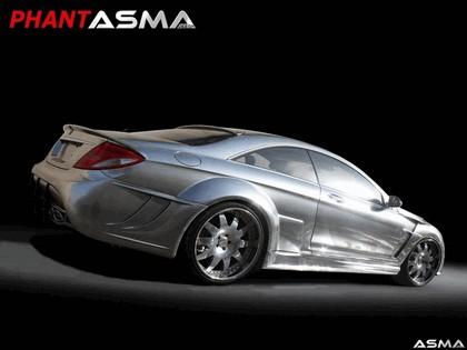 2009 ASMA Design Phantasma CL Chrome ( based on Mercedes-Benz CL65 AMG ) 3