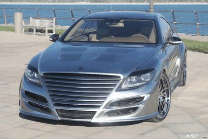 2009 ASMA Design Phantasma CL Chrome ( based on Mercedes-Benz CL65 AMG ) 4