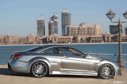2009 ASMA Design Phantasma CL Chrome ( based on Mercedes-Benz CL65 AMG ) 6
