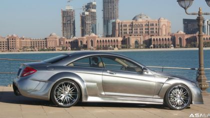 2009 ASMA Design Phantasma CL Chrome ( based on Mercedes-Benz CL65 AMG ) 6