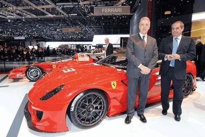 2009 Ferrari 599XX 4