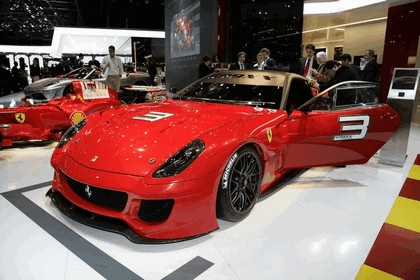 2009 Ferrari 599XX 9