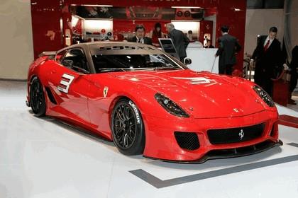 2009 Ferrari 599XX 12