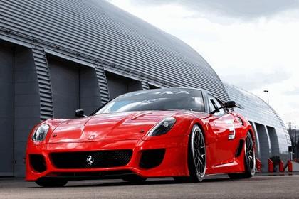 2009 Ferrari 599XX 15