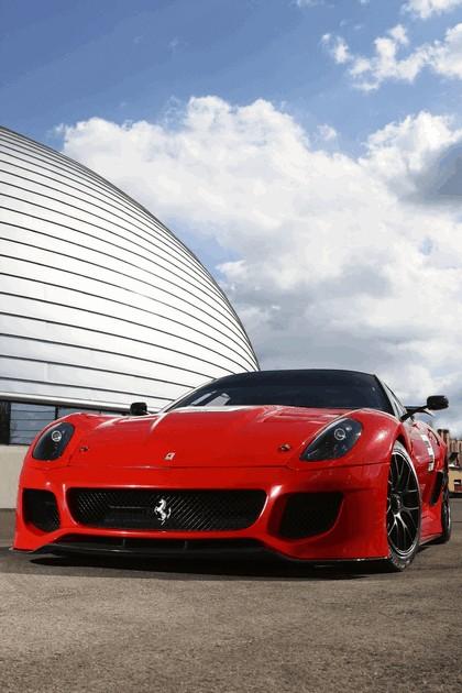 2009 Ferrari 599XX 16