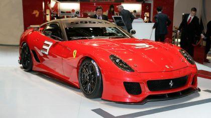 2009 Ferrari 599XX 8