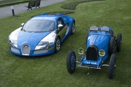 2009 Bugatti 100 years of Bugatti at Concorso d'Eleganza Villa d'Este 1