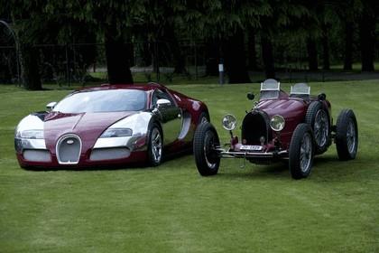 2009 Bugatti 100 years of Bugatti at Concorso d'Eleganza Villa d'Este 2