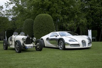 2009 Bugatti 100 years of Bugatti at Concorso d'Eleganza Villa d'Este 7