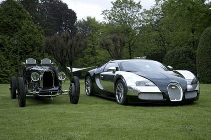 2009 Bugatti 100 years of Bugatti at Concorso d'Eleganza Villa d'Este 8