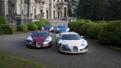 2009 Bugatti 100 years of Bugatti at Concorso d'Eleganza Villa d'Este 9