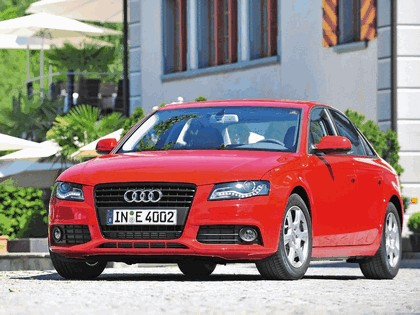 2009 Audi A4 2.0 TDi e 5