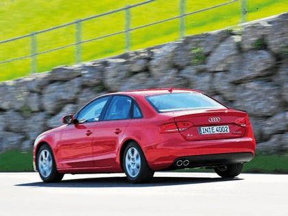 2009 Audi A4 2.0 TDi e 18