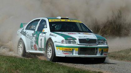 2002 Skoda Octavia WRC 3