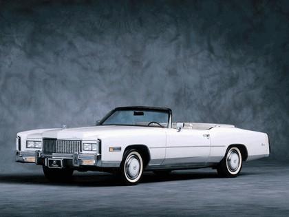1985 Cadillac Eldorado convertible 1