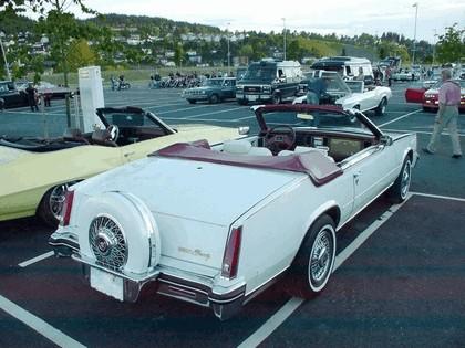 1985 Cadillac Eldorado convertible 2