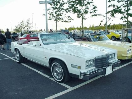 1985 Cadillac Eldorado convertible 3