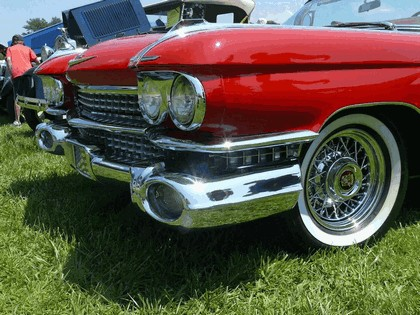 1959 Cadillac Eldorado Biarritz convertible 3