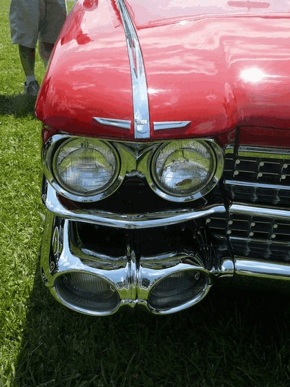 1959 Cadillac Eldorado Biarritz convertible 5