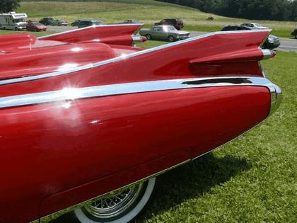 1959 Cadillac Eldorado Biarritz convertible 7