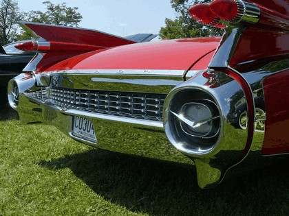 1959 Cadillac Eldorado Biarritz convertible 10