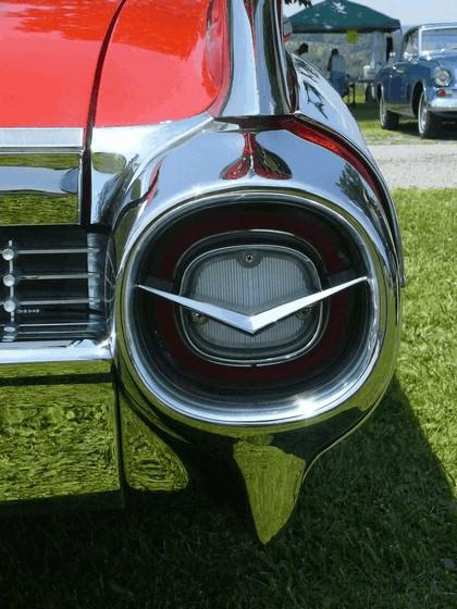 1959 Cadillac Eldorado Biarritz convertible 12