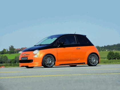 2008 Fiat 500 by Rieger 2