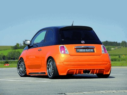2008 Fiat 500 by Rieger 3