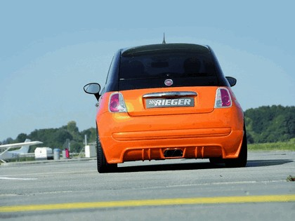 2008 Fiat 500 by Rieger 4