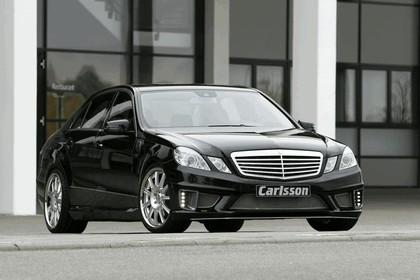 2009 Mercedes-Benz E-klasse ( W212 ) by Carlsson 3