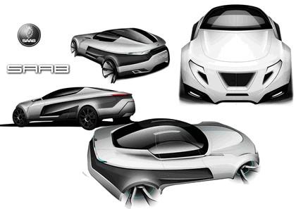 2009 Saab Fashionista concept 7