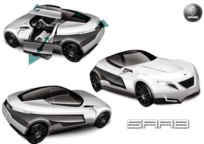 2009 Saab Fashionista concept 8