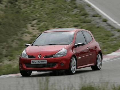 2005 Renault Clio Sport concept 2