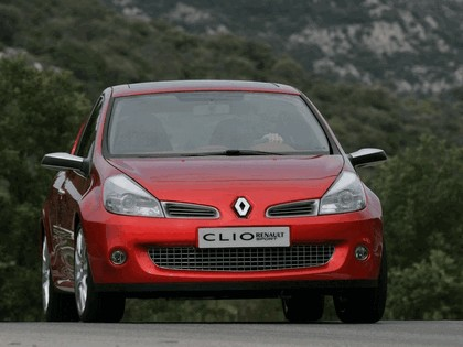 2005 Renault Clio Sport concept 3