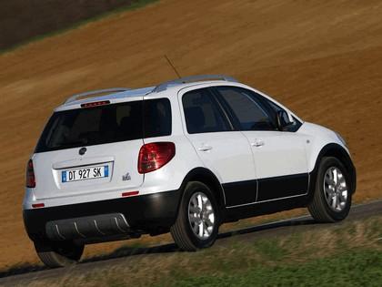 2009 Fiat Sedici 2