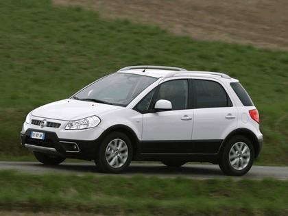 2009 Fiat Sedici 4