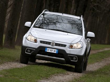 2009 Fiat Sedici 5