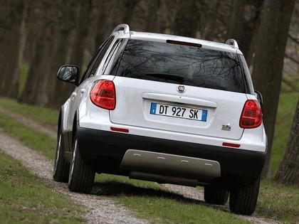 2009 Fiat Sedici 6